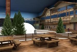 Snowland o parque na serra gaúcha que terá neve o ano inteiro