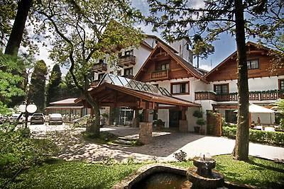 Hotel Bavaria em Gramado