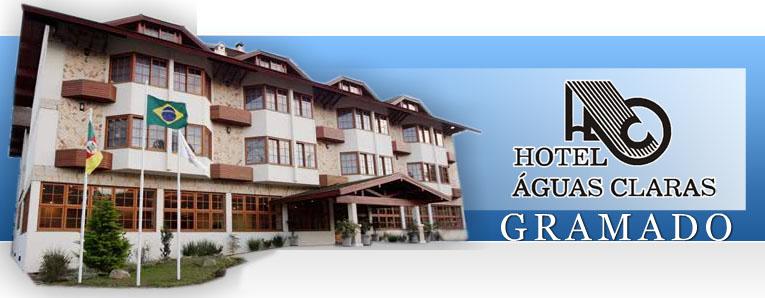 Hotel Águas Claras em Gramado