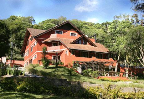 Hospedaria Alameda Paradiso em Gramado