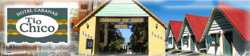 Hotel - Cabanas Tio Chico em Gramado