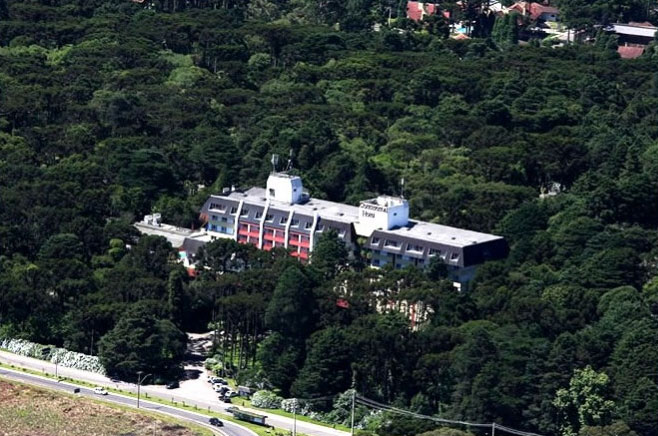 Hotel Continental Canela em Gramado