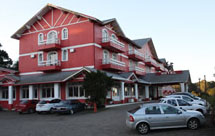 Hotel Galo Vermelho em Gramado