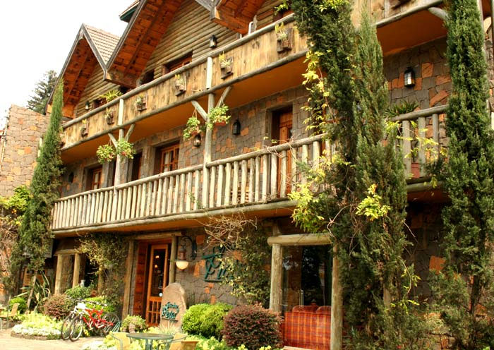 Hotel Giardino Di Pietra em Gramado