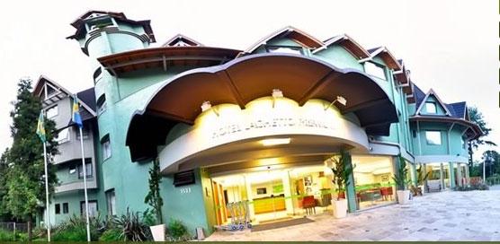 Hotel Laghetto Premium em Gramado