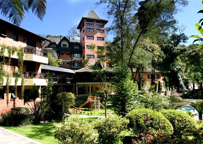 Hotel Recanto Da Serra em Gramado