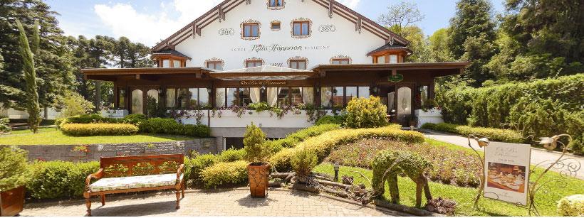 Hotel Ritta Hopnner em Gramado