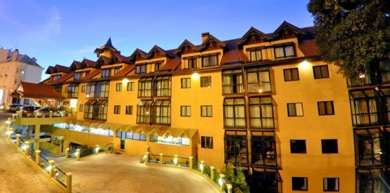 Hotel Toscana Gramado em Gramado