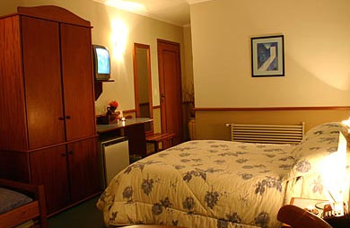 Hotel Pousada Blumenberg em Gramado