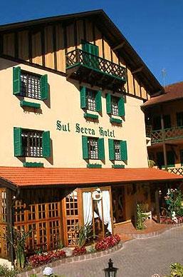 Sul Serra Hotel em Gramado